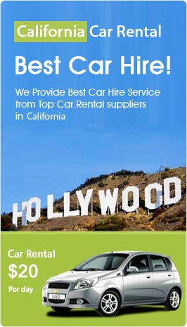 California Car Rental